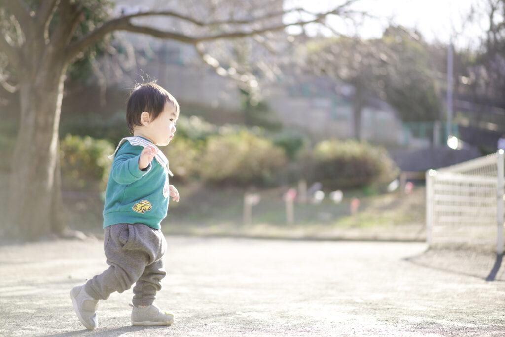 動きが早い子供を撮るにはオートフォーカス性能は重要です